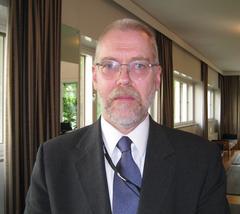посол Финляндии в России господин Матти Анттонен.