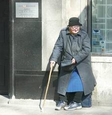 в России из всех других европейских стран наиболее высока вероятность не дожить до 65 лет.