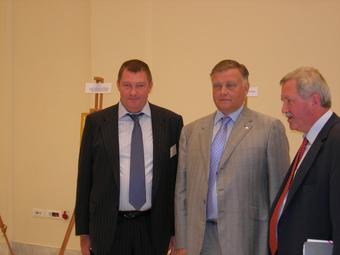 Сергей Головин, Владимир Якунин, Андрей Вдовин