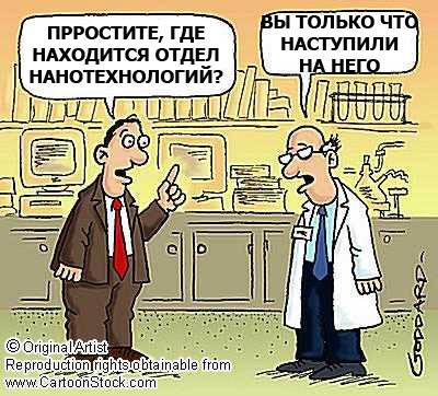 Когда у России появятся свои нанотехнологии