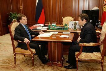 На должность полномочного представителя Президента в округе и одновременно Заместителя Председателя Правительства России назначен Александр Хлопонин.