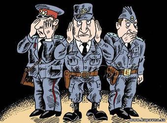 Милицейские проблемы на фоне кремлевской «реформы» МВД