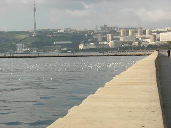 Приморский бульвар, г. Баку