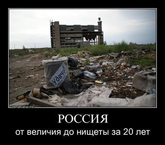 Нефть, доллар, бедность