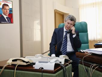 глава администрации Волгоградской области Анатолий Бровко.