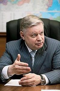 Директор Федеральной миграционной службы Константин Ромодановский.