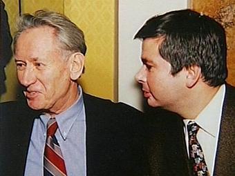 Генрих и Артем Борови