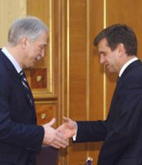 Борис Грызлов: «Я обещаю, что Зурабова в должности министра не будет!».
