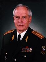генерал армии Сергей Лебедев