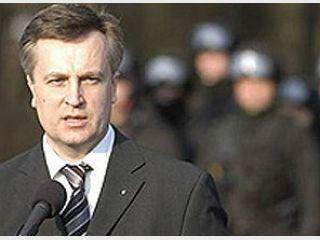 глава Службы безопасности Украины (СБУ) Валентин Наливайченко