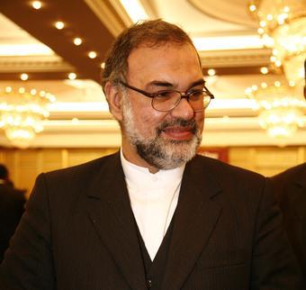 посол Ирана Сайед Махмуд Реза Саджади